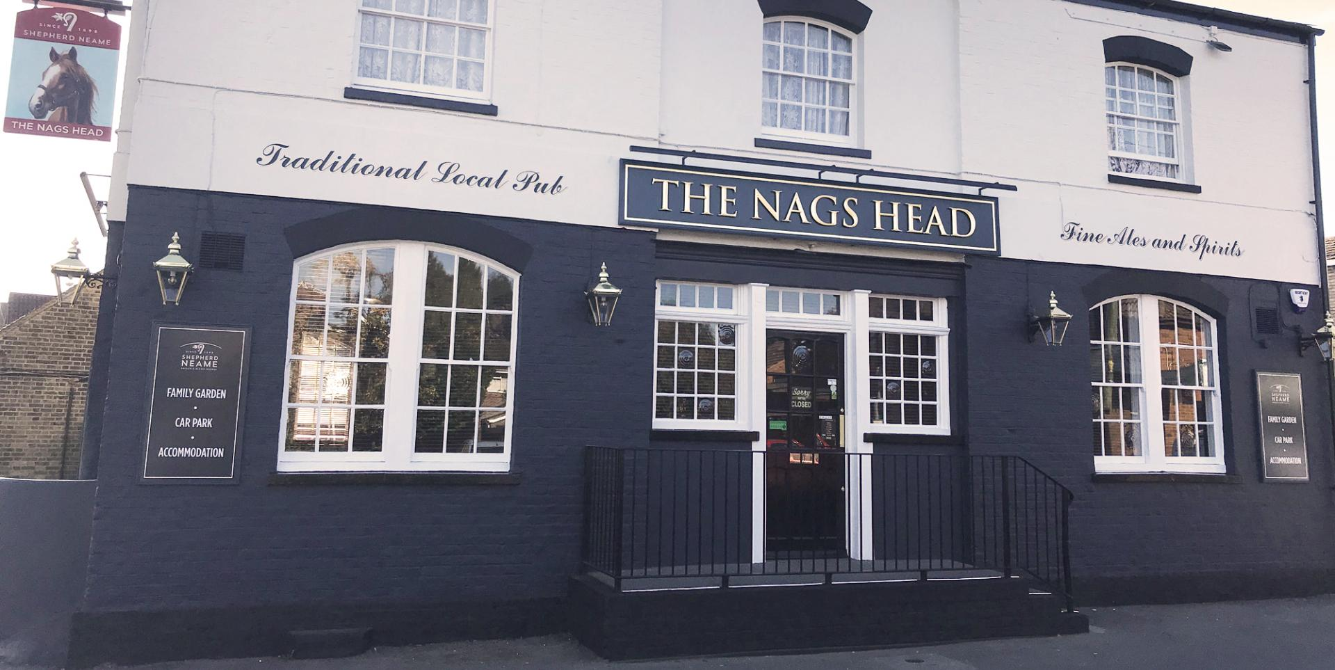 Nags Head, Lower Stoke, Rochester